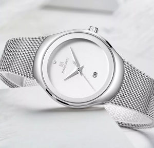 Ženski Sat Naviforce NF5004L Silver