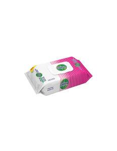 Maramice vlažne Antibakterijske Detox - 60 kom