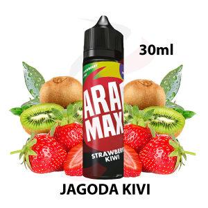 Tečnost Aramax Jagoda Kivi 30ml 12mg