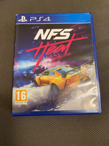 Need for speed Heat PS4 - super očuvan!