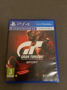 Gran turismo sport PS4 - super očuvan!