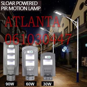 LED reflektor ulicni solarni vanjski  30w 60w 90w