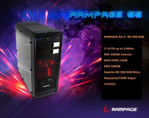 RAČUNAR PC GAMING i7 R9 390 8GB NITRO
