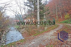 LOCUS prodaje:Vikendica pored rijeke, Tarčin, Hadžići