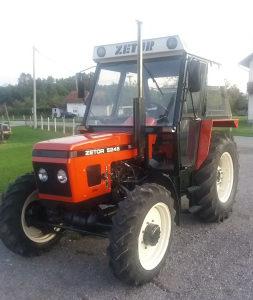 Traktor Zetor 5245 Odlicno stanje