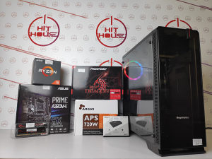 Računar Gaming PC Ryzen 5 3500X // 8GB // RX580 8GB