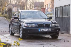 BMW 316i E46 Facelift (Benzin/Plin)