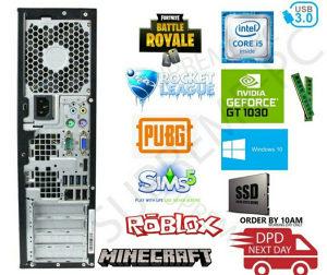 Racunar i5-3570 / 8 gb / 500gb / Nvidia GT 1030 2 gb DD