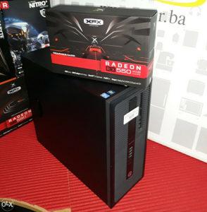 Racunar i7-4770 / 8gb / 1 TB / RX550 4gb DDR5