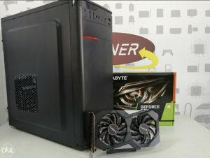 Black Friday - Racunar i5-4570 - 8gb - SSD I HDD - GTX