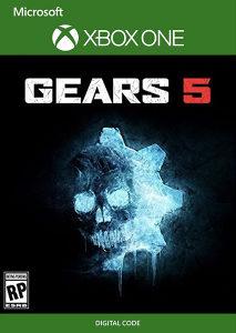 Gears 5 Xbox One, Xbox Series X, Xbox Series S