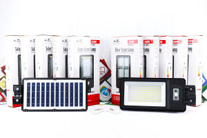 LED solarna ulična rasvjeta 60W