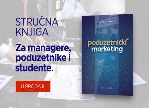 """Knjiga """"Poduzetnički marketing"""""""