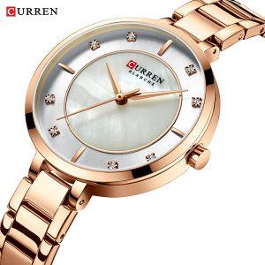 Ženski sat Curren C9051L Rose Gold