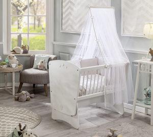 Kolijevka za bebe krevetac krevetic Cilek