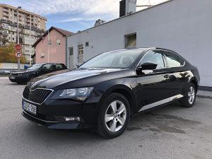 Škoda SUPERB 2.0 TDI 2016. Limuzina