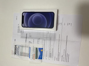 IPhone 12 Mini 128gb Black NOVO GARANCIJA