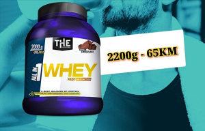 All in 1 Whey protein 2.2kg SUPER AKCIJA