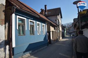 Pola kuće u strogom centru Zenice