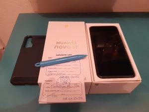 HUAWEI NOVA 5T 128GB-6GB RAM-GARANCIJA-DUOS-PLAY STORE