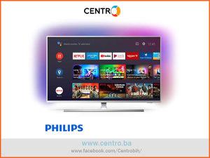 Philips 58''PUS8545 4K Android Ambilight TV,146 cm