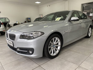 BMW 520 d Limuzina/Automatik/Navi/Koža/Xenon