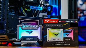 TEAM GROUP 250GB DELTA S TUF Gaming RGB