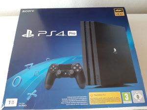 Sony Playstation 4 Pro 1 TB PS4 - POD GARANCIJOM!
