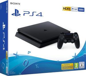 Playstation 4 slim+ 20 igrica orginalnih