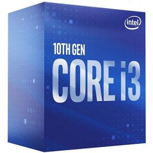 INTEL Core i3-10100F 3.60GHz LGA-1200 BOX