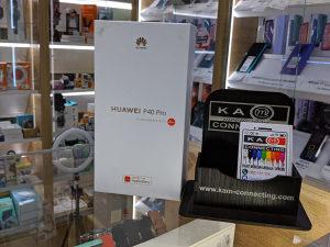 Huawei P40 Pro 256/8GB Silver