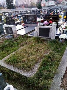 Duplo grobno mjesto Stup Sarajevo
