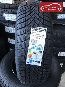 225/65 R17 Bridgestone Blizzak LM005
