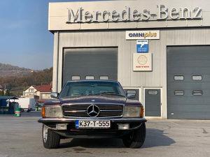Mercedes-Benz SLC 450 5.0 OLDTIMER