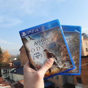 Assassins Creed Odyssey PS4 Playstation 4 BLACK FRIDAY