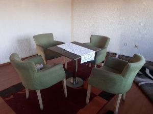 Sto stolice stolica inventar fotelja fotelje