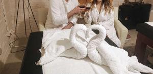Za parove masaza Relax masaža