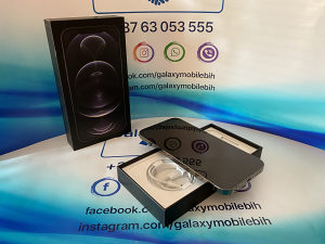 IPhone 12 Pro Max 256GB Graphite (gar. do 11/2021.)