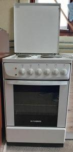 Električna pećnica Alfa Plam