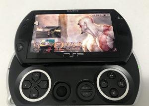PSP GO 16GB+16GB Kartica / Black / Softmode
