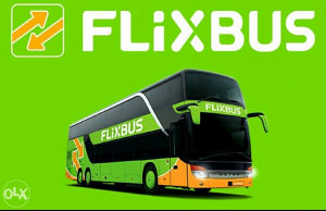 Flixbus karte za sve destinacije u EU