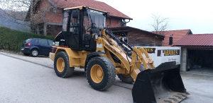 UTOVARAČ/UTOVARIVAČ/BAGER CATERPILLAR CAT 906 Težina 6