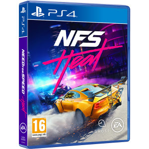 PS4 Need For Speed Heat (PlayStation 4)