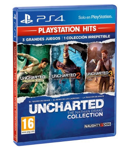 PS4 Uncharted Nathan Drake Collection (PlayStation 4)