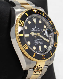 Sat Rolex Submariner 116613LN