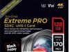 SanDisk SDXC 128GB Extreme Pro - 170MB/s V30