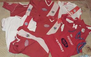 8 dresova Zrinjski-Mostar