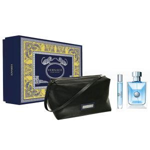 Versace Pour Homme SET 100ml + 10ml + Bag .. 100 ml