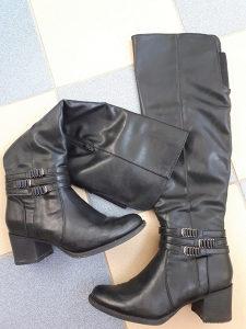 Ženske duboke čizme Graceland broj 40