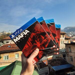 Mafia Trilogy PS4 Playstation 4